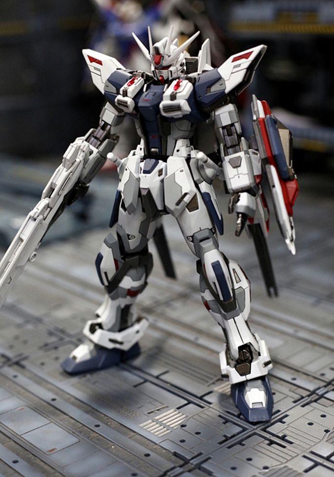 GUNDAM GUY: 1/100 Super Strike Gundam - Painted Build