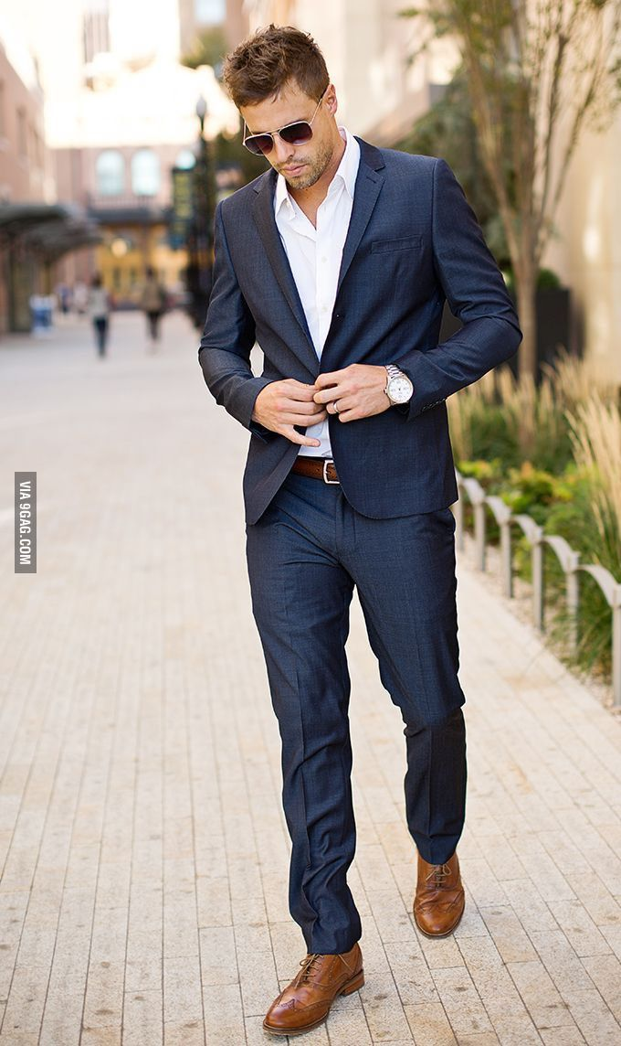 How real men should dress and not those swag, yolo and other s**t
