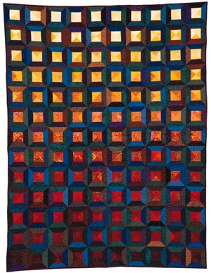 Northern Lights © FunQuilts