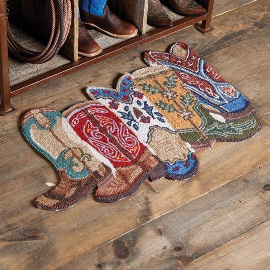 Boots Rug :D