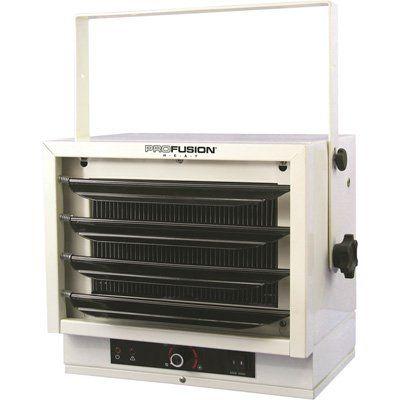 ProFusion Heat Ceiling-Mount Shop Heater — 25,590 BTU, 240 Volts, Model# HA24-75M