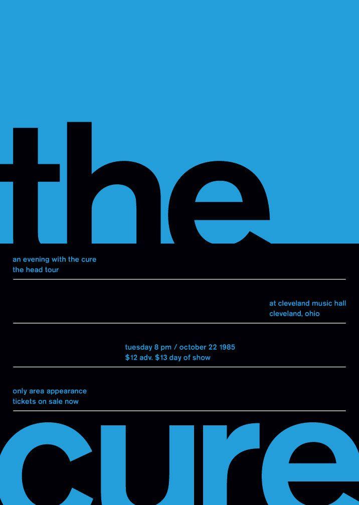 Punk rock   Swiss modernism combined | Webdesigner Depot