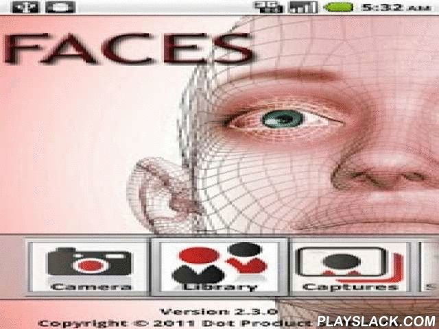 Faces (Your Face In 3D)  Android App - playslack.com ,  Faces is an Android app that allows a person to take a picture using the camera on their phone/device and then, by utilizing the easy to use built-in modeler, they can convert it to a 3D avatar. A picture can be imported from the gallery as well.Game fans, you always wanted to see yourself in 3D, now here's your chance! We use our own 3D rendering engine that is being utilized for our mobile game platform. In the future, you will be…