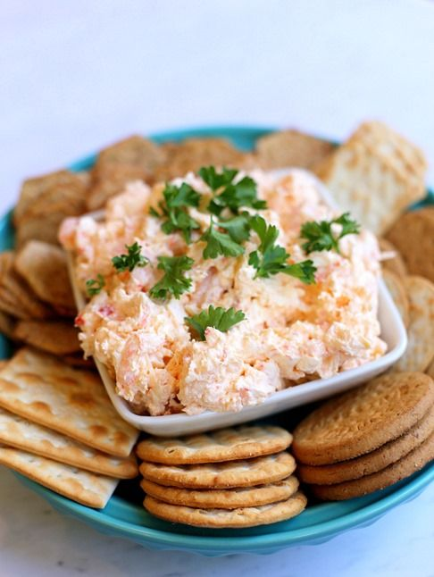 This Shrimp Dip is truly a crowdpleaser!