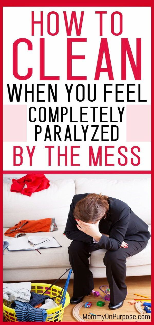 d29638199a39494665f7c721f2cbff52 Where to START cleaning a messy house when you're overwhelmed by clutter   u...