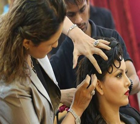 Aashmeen Munjaal's Star hairstylists creating nature's inspired designs for summer season,