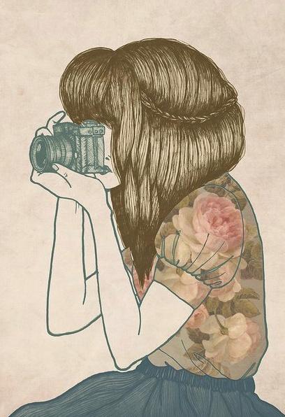 Ilustração Fofa