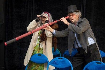 «ΟΙ ΚΑΡΕΚΛΕΣ» του Ευγένιου Ιονέσκο @ Θέατρο Εξ Αρχής