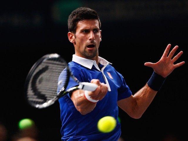 Result: Novak Djokovic earns comfortable win over David Goffin at ATP World Tour Finals