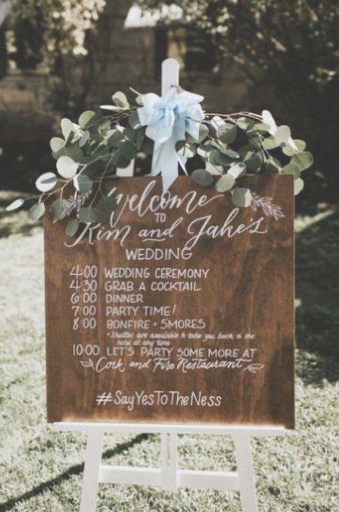 Chic Vintage Wedding Anniversary Timeline Sign Emmalovesweddings Weddingideas2019 In 2020 Wedding Timeline Wedding Day Timeline Wedding Day Checklist