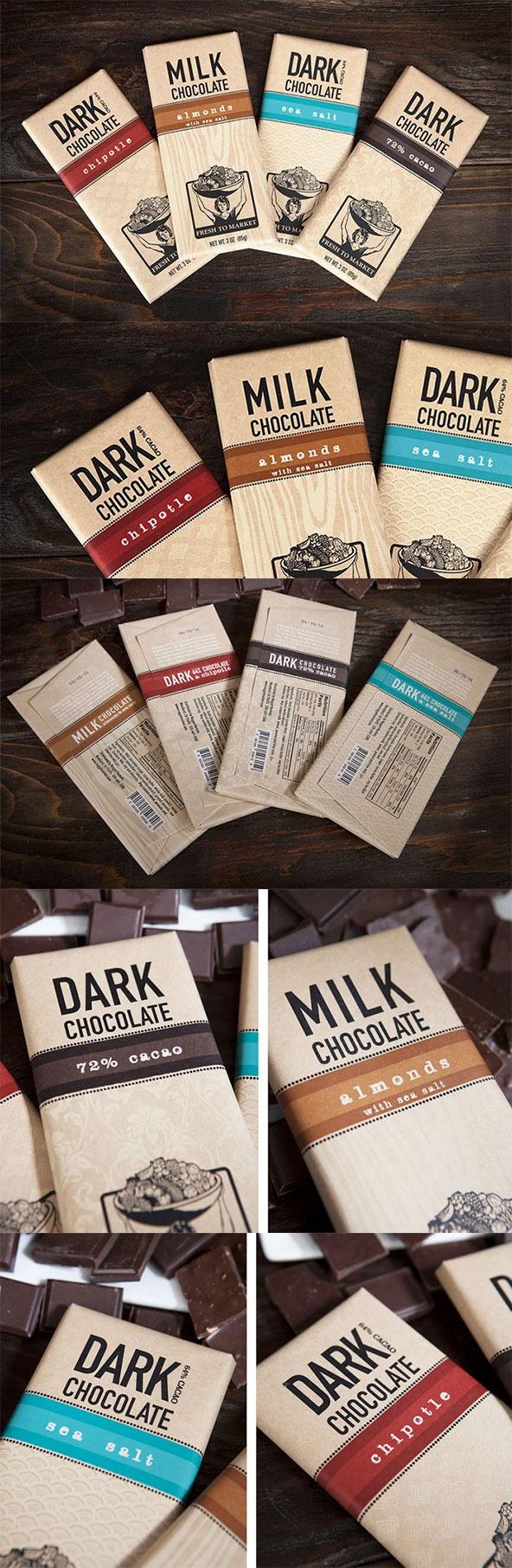 Chocolate #packaging
