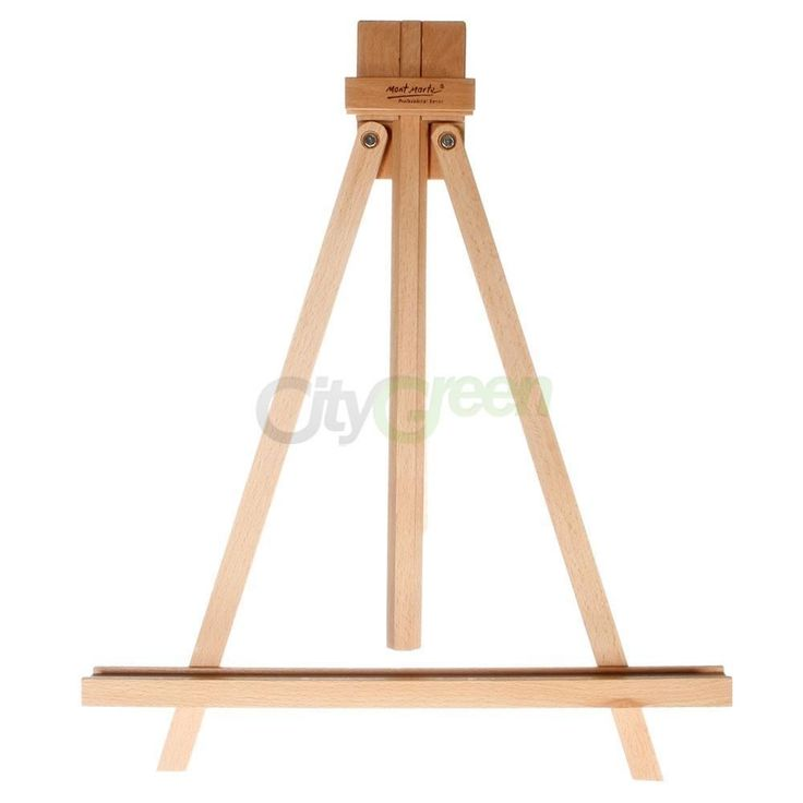 Wood Tripod Easel Plans Woodworking Projects Amp Plans