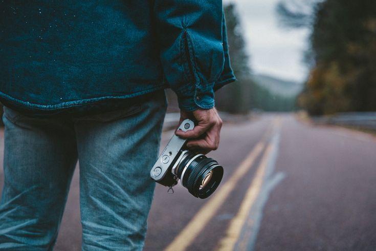 Pro Photographer Vs. Instagrammer.