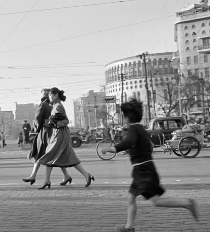 Japan. Generation X,1950s // by Werner Bischof