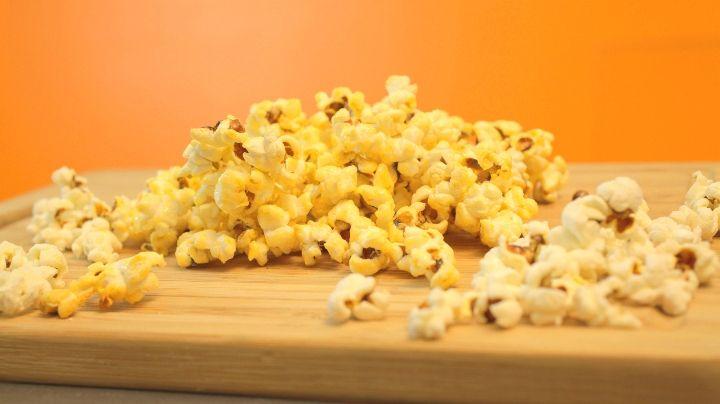 Comment faire du pop corn salé et sucré ?Ingrédients :- des grains de…