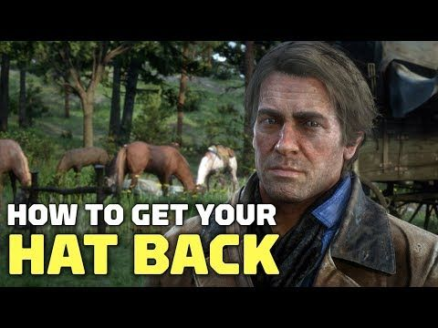 Red Dead Redemption 2: How to Get Arthur's Hat Back | Tech