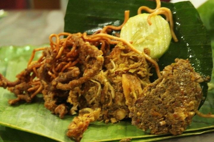 Nasi Jinggo Babi Guling - Denpasar Bali