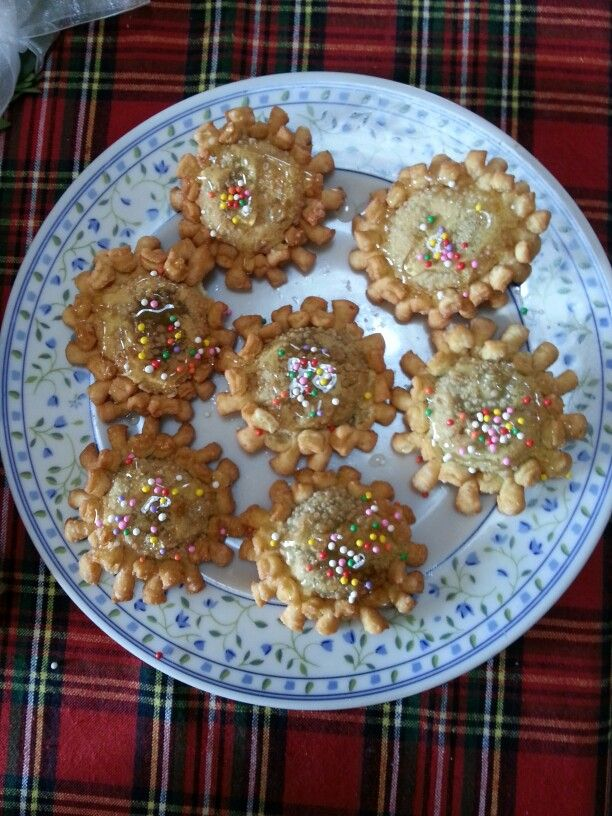☆Pasticelle☆ a South Italian Christmas sweetmeat