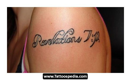 Bible Scripture Tattoo Pictures 14  - http://tattoospedia.com/bible-scripture-tattoo-pictures-14/