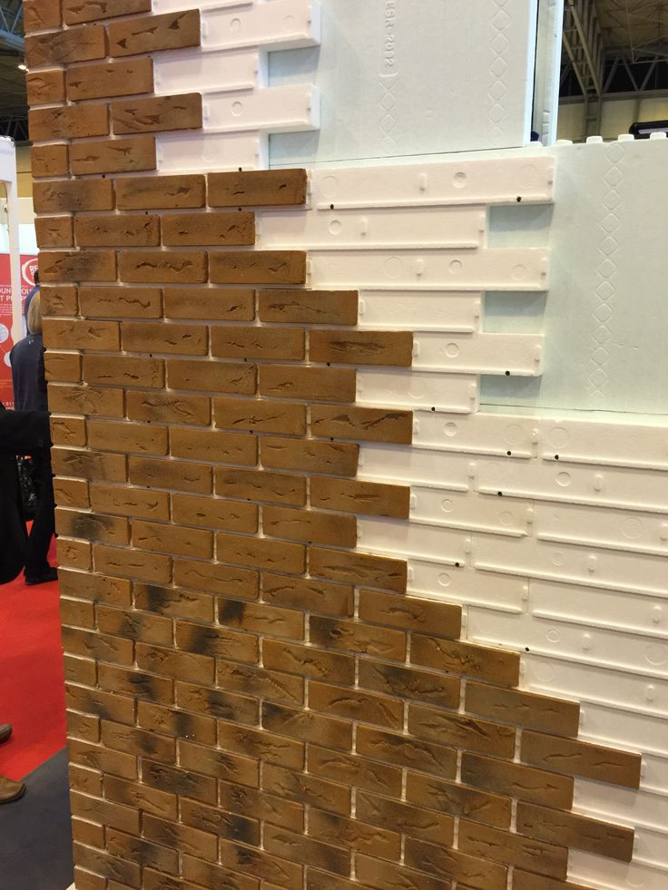 Brick Slip Cladding Either External Or With An Internal