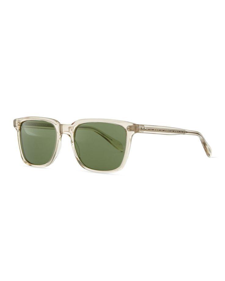 XYLUCKY Lunettes de soleil unisex Fashion HD Boundless , silver