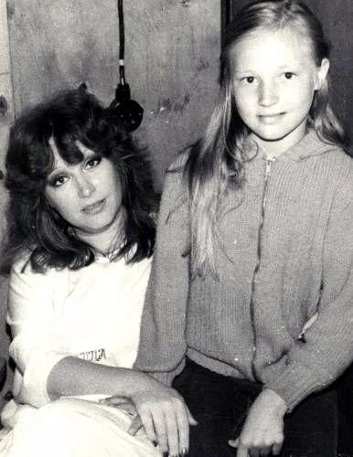 Alla and daughter Kristina