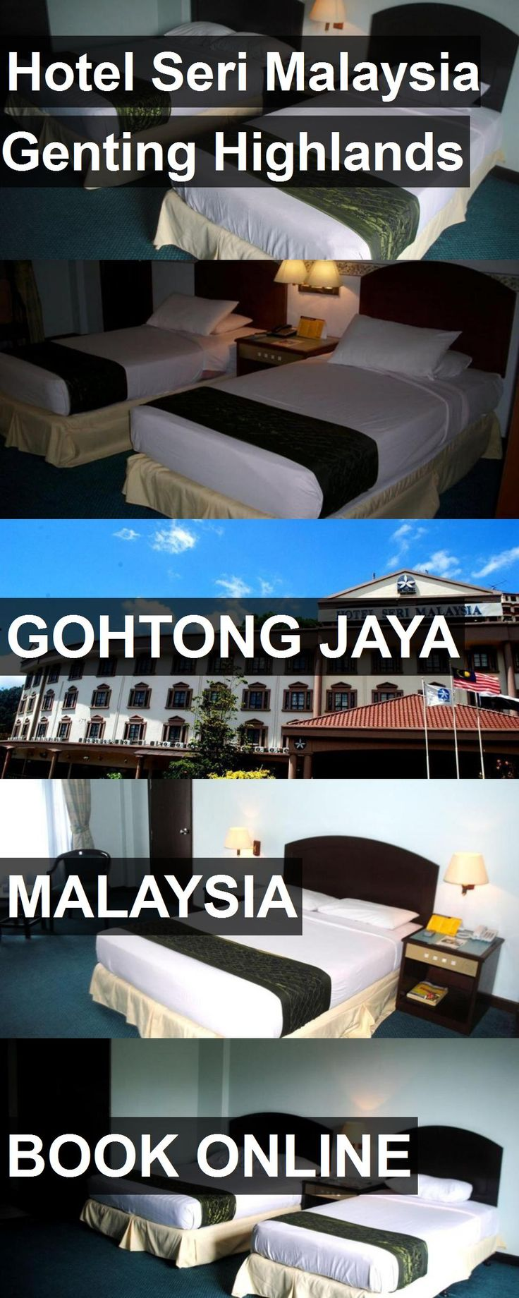 Hotel Seri Malaysia Genting Highlands in Gohtong Jaya, Malaysia. For more information, photos, reviews and best prices please follow the link. #Malaysia #GohtongJaya #travel #vacation #hotel