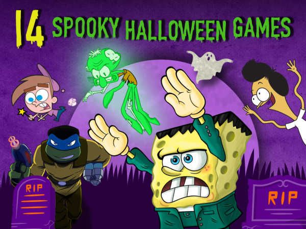 best top 10 halloween games for kids online freehey guys happy - Halloween Kid Games Online