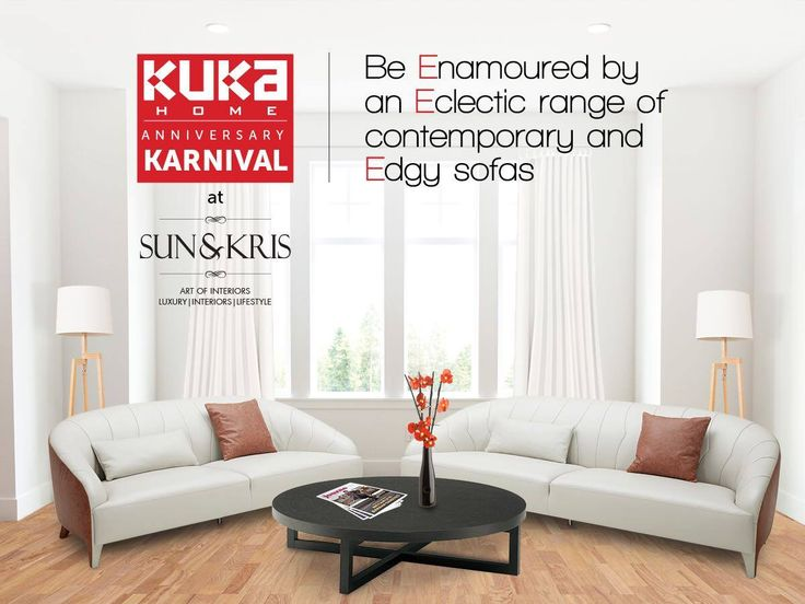 Be Enamored By An Eclectic Range Of Contemporary U0026 Edgy Sofas At KUKA Home  Anniversary Karnival. AnniversaryRangesSofasFurniture