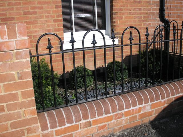 Victorian Edwardian Railings | Fences | Pinterest | Railing Design