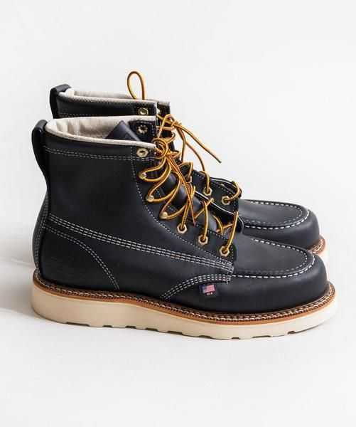 6d3bba6af68 This ultra comfortable boot is built for work with great looks on ...