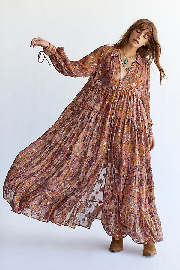 41++ Paisly maxi dress ideas in 2021