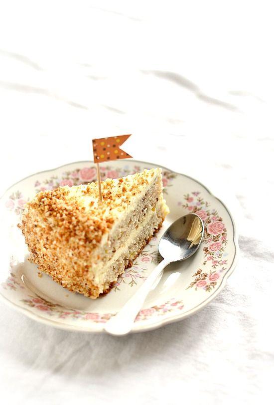 Всем привет!....спасибо за комментарии к предыдущему посту)...я сегодня с едой)...ну вы уже знаете какой из меня кондитер)..никакой!...вот и это совсем не торт, а простой…