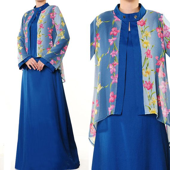 Fashion Ladies Islamic Abaya Evening Chiffon Stole by MissMode21, $28.00