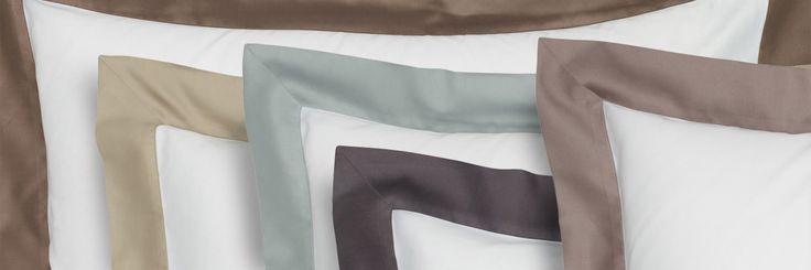 Encase your pillows in the most sumptuous fabrics and enjoy a cool and comfortable night's sleep with our fabulous range of luxury pillowcases.