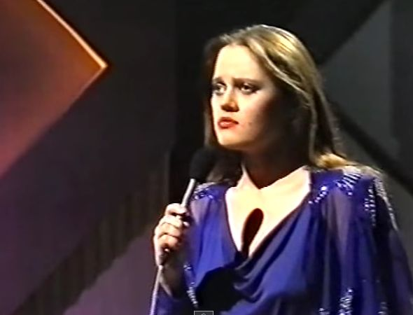 #Eurovision UK: A Song For Europe 1981: Lezlee Carling