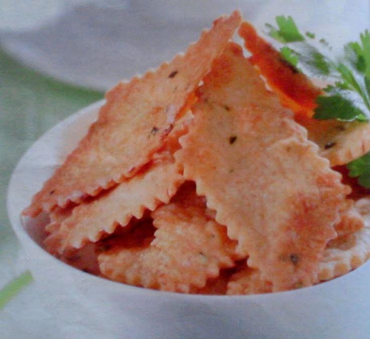 Foto Resep Kue Kering Bawang Lezat dan Mudah