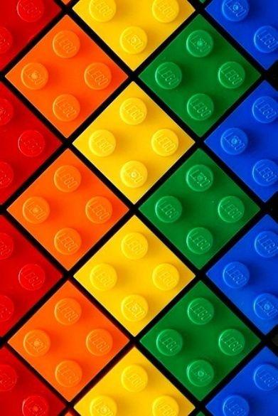 #colorful #legos - #legos #coloridos