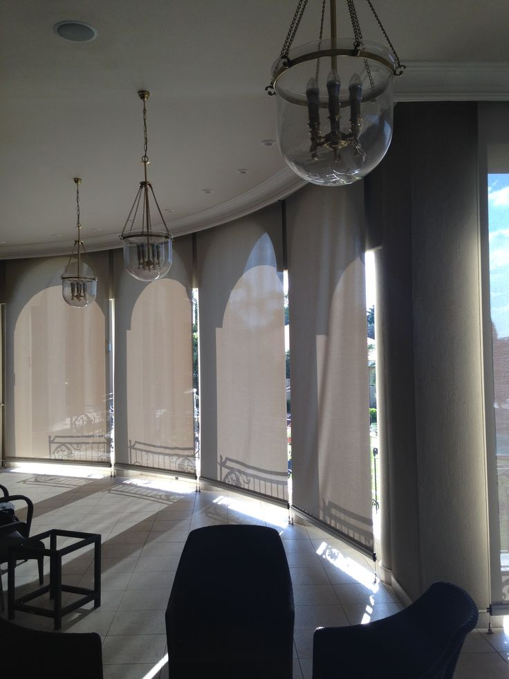 Gorgeous outdoor blinds by Blind Rage www.blindrage.co.za