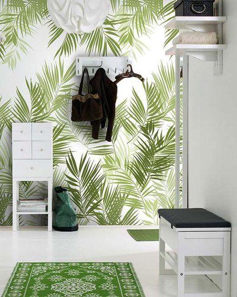 Viste la casa de flores se lleva el papel pintado - La casa del papel pintado ...