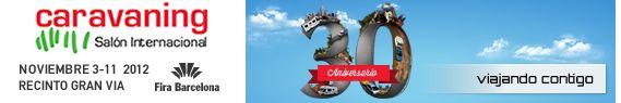 Las principales marcas del sector celebran con nosotros el 30 aniversario del Salón Internacional del Caravaning. Su empresa no puede faltar