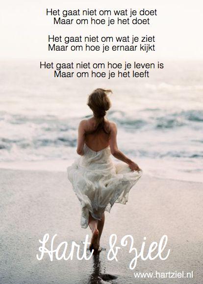 #citaat #quote #doen #leven #kijken