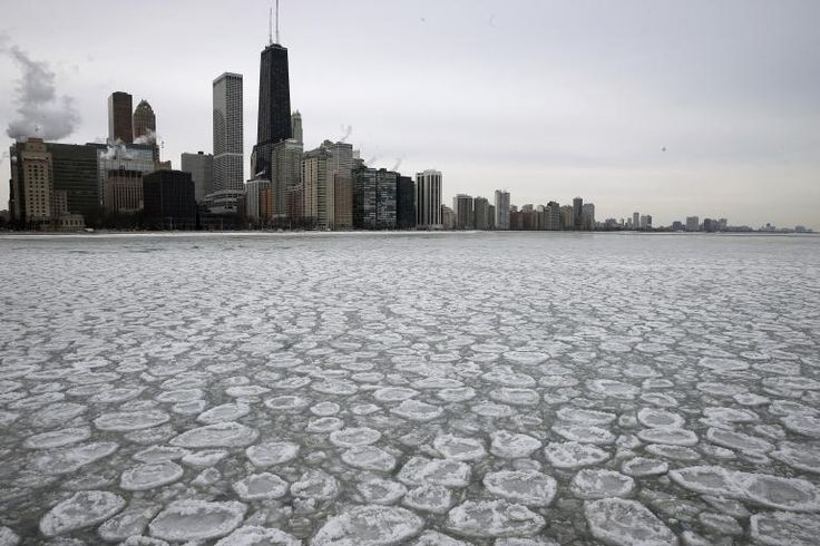 Winter Storm Gorgon: Over 100 Flights Cancelled In Chicago, Storm To Move East In 48 Hours - INTERNATIONAL BUSINESS TIMES #US, #Weather, #Storm