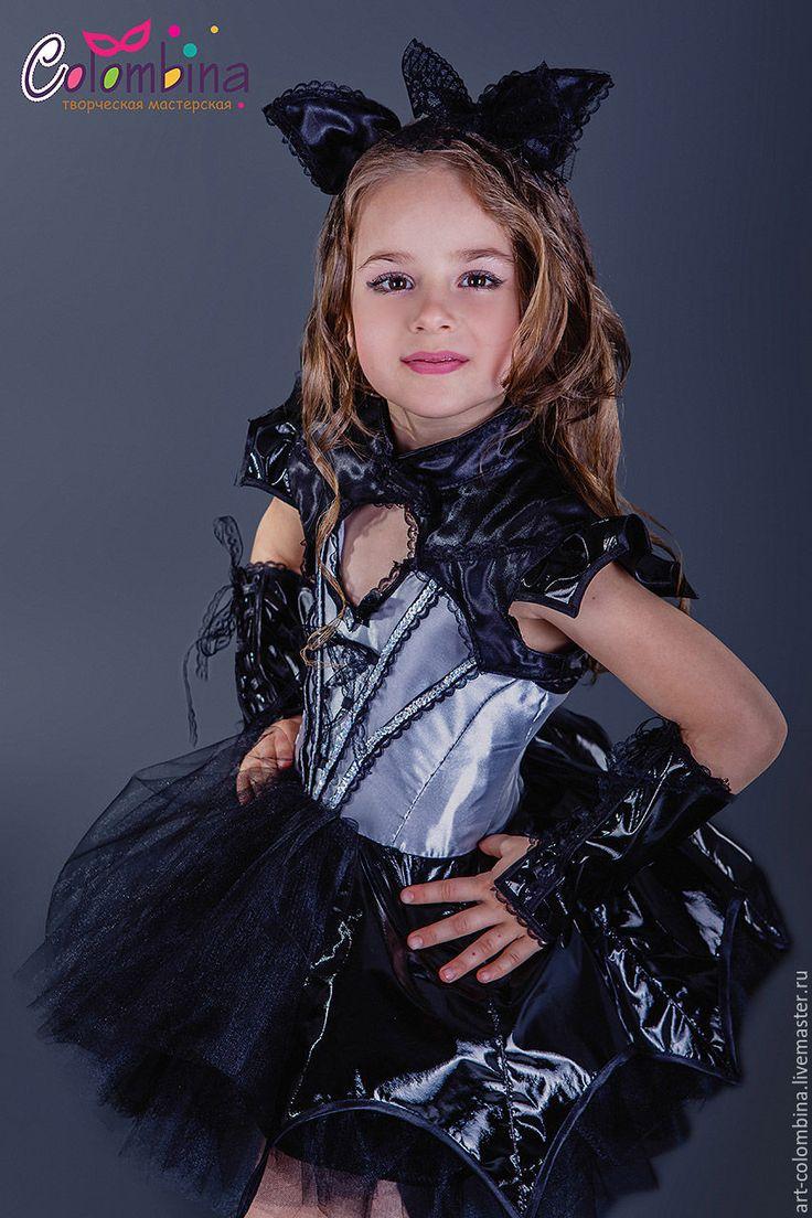 Детские карнавальные костюмы ручной работы. Костюм летучей мыши. Olga…