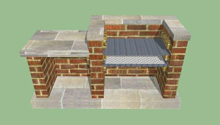 die besten 25 grill selber bauen ideen auf pinterest gartengrill selber bauen grillen im. Black Bedroom Furniture Sets. Home Design Ideas