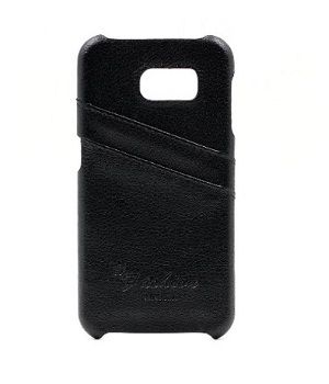 Attractive and classic design that catches the eye and shows off your phone in the very best light. High quality genuine leather offers excellent protection against bumps, scratches, and other damage. Comfortable to hold and won't feel sticky to touch in warm temperatures. #GalaxyS6 #Wallet Case