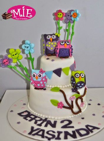 Doğum Günü Pastalarımıza Göz Attınız Mı ?