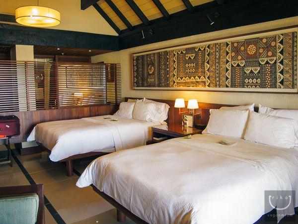 Review: The Westin Denarau Island Resort & Spa, Nadi, Fiji   vegan miam #travel