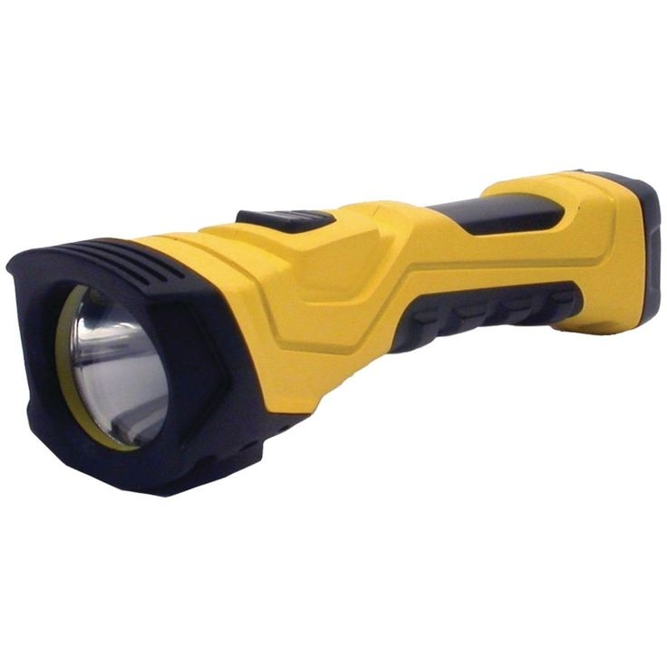 Powerful Flashlight  Led Cyber Light 1000 FT Beam 5 Hour Emergency Flash Lights #Dorcy