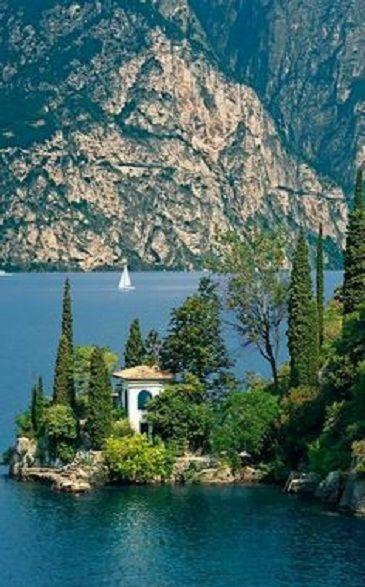 Lake Garda, Trentino, Italy